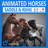 10 48 02 251 3d animated horses 000 4