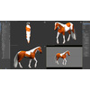 10 48 03 883 3d animated horses 014 4