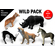 Wild Animals Pack RIgged and Animated 3D Model