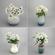 Flower Bouquet in Vase 3 3D Model