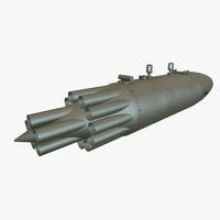 UB-16-57KV 3D Model
