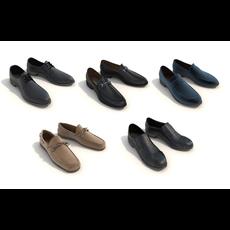 Men Shoes 3D Model