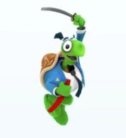 Salaryman Turtle Character Rig 1.0.0 for Maya