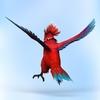 13 55 50 232 fantasy parrot 03 4