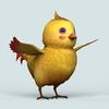 18 19 09 214 fantasy baby bird 05 4