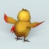 18 19 09 242 fantasy baby bird 04 4