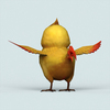 18 19 09 432 fantasy baby bird 03 4