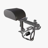 Winch LPG-150M 3D Model