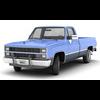 21 08 56 456 generic pickup truck 3 render3 4