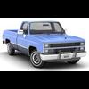 21 09 28 78 generic pickup truck 3 render1.2 4