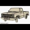 21 14 25 176 generic pickup truck 3 render20 4