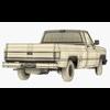 21 14 29 40 generic pickup truck 3 render21 4