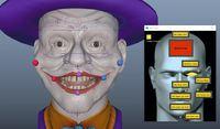 Auto Facial Rigger 1.0.0 for Maya (maya script)