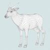 13 21 22 456 realistic wollaton deer 06 4