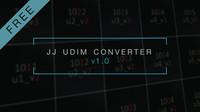 JJ UDIM Converter 1.0.0