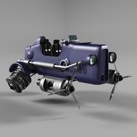Car-dragonfly 3D Model