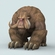 Fantasy Monster Monkey 3D Model