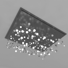 Ceiling Light 3D Model