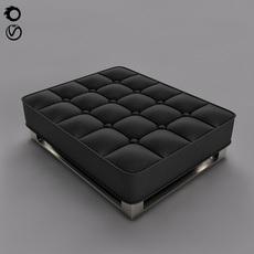 Foot Rest 3D Model