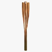 Tokyo 2020 Olympic Torch 3D Model