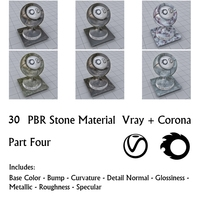 30 PBR Stone Materials 4