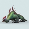 14 00 43 149 fantasy monster lizard 01 4