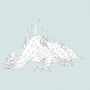 14 00 53 301 fantasy monster lizard 07 4