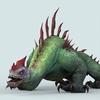 14 00 55 104 fantasy monster lizard 02 4