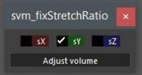 svm_fixStretchRatio 0.0.1 for Maya (maya script)