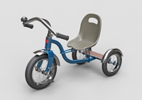 Childrens tricycle 3D Model