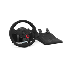 Logitech Gaming Wheel 3D Model