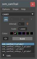 svm_camTrail 0.0.3 for Maya (maya script)