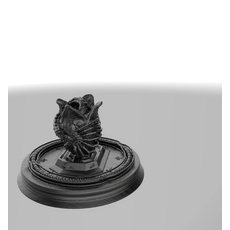 Xenomorph Egg FaceHugger 3D Model
