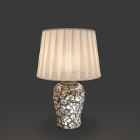 Table Lamp (abajur) 3D Model