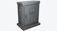 Electrical Box3 3D Model