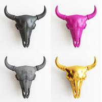 bison skull 3D Model