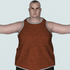 09 24 08 492 realistic young fatty man 02 4