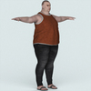 09 24 09 805 realistic young fatty man 10 4