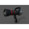 Fire Hose Nozzle 3D Model