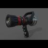Fire Hose Nozzle 3D Model