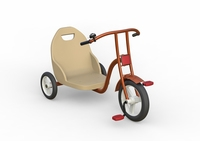 Childrens tricycle v7 3D Model