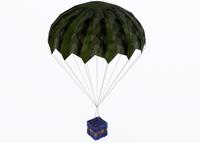 Airdrop 3D Model