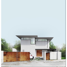 TH House 3D Model