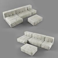 Random Sofa 3D Model