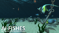 AI Fishes - ready solutions for your project 3D Model