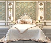 Classic Bed 2 3D Model