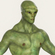 Realistic Male Alien 01 3D Model