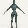 19 52 06 258 realistic female alien 07 09 4