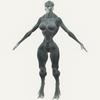19 52 07 306 realistic female alien 07 11 4