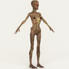 19 37 07 339 realistic female alien 10 10 4